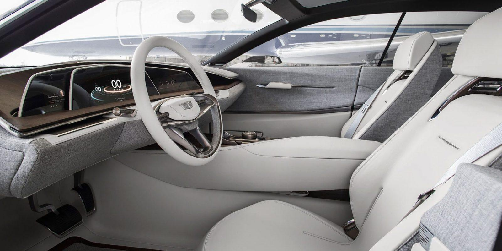 Cadillac chief designer wants brand's EVs to be 'unlike anything else'