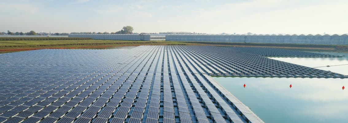 Floating Solar Industry Pulls Together To Develop Recommended Practices
