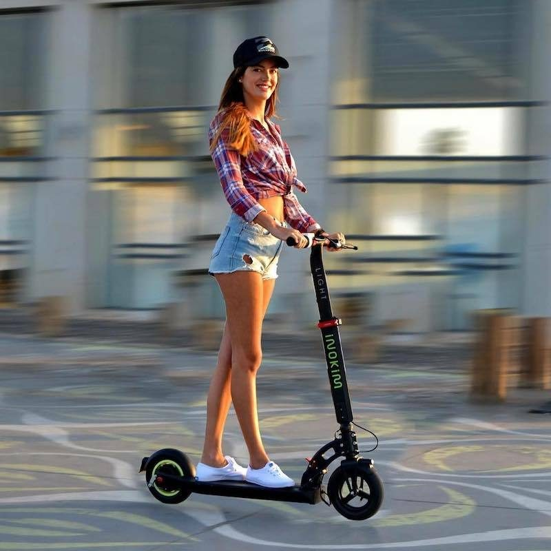 Inokim electric scooters begin sales in the US from Fluidfreeride