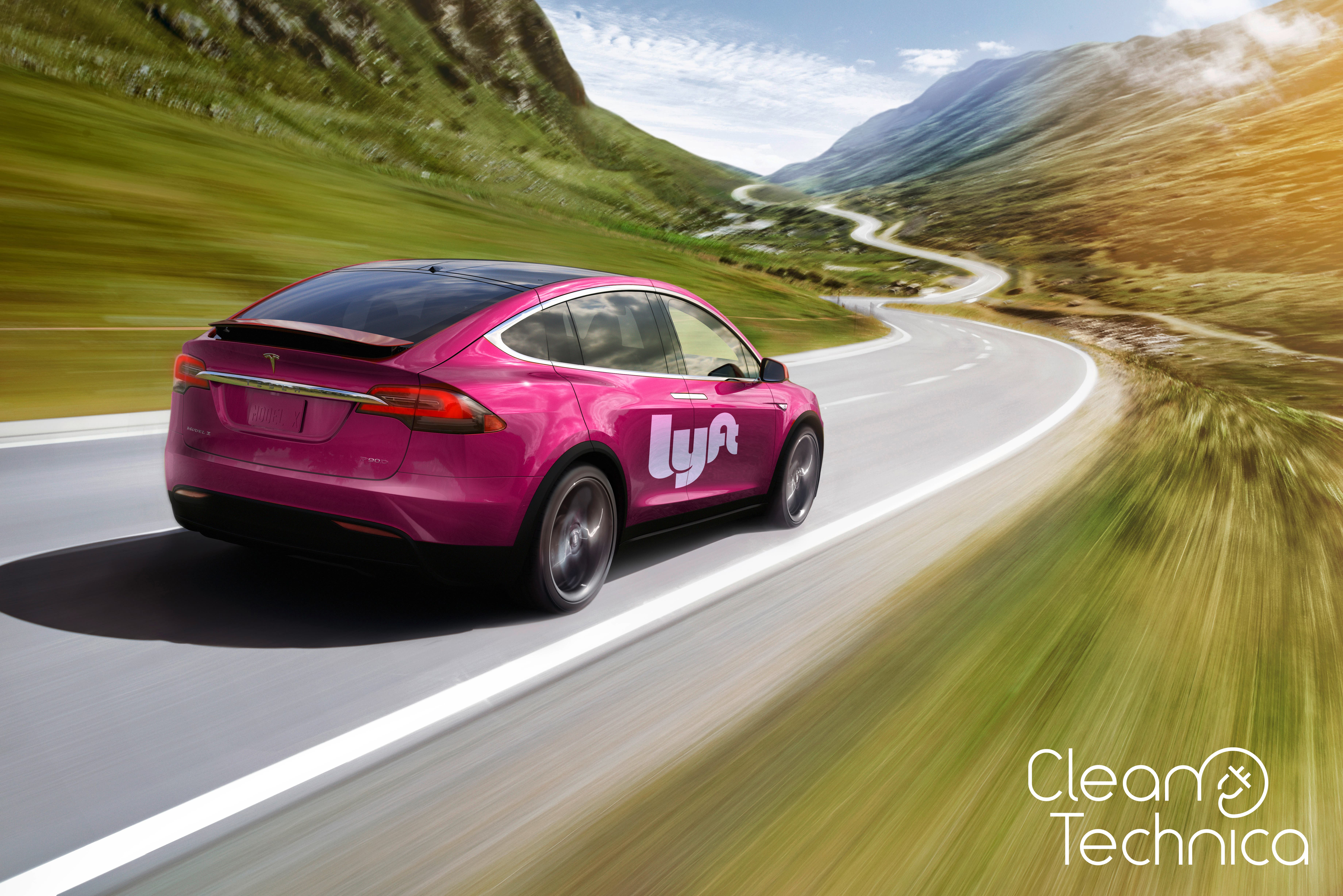 Lyft: 100% Electric Vehicles By 2030. CleanTechnica: Ya Think?