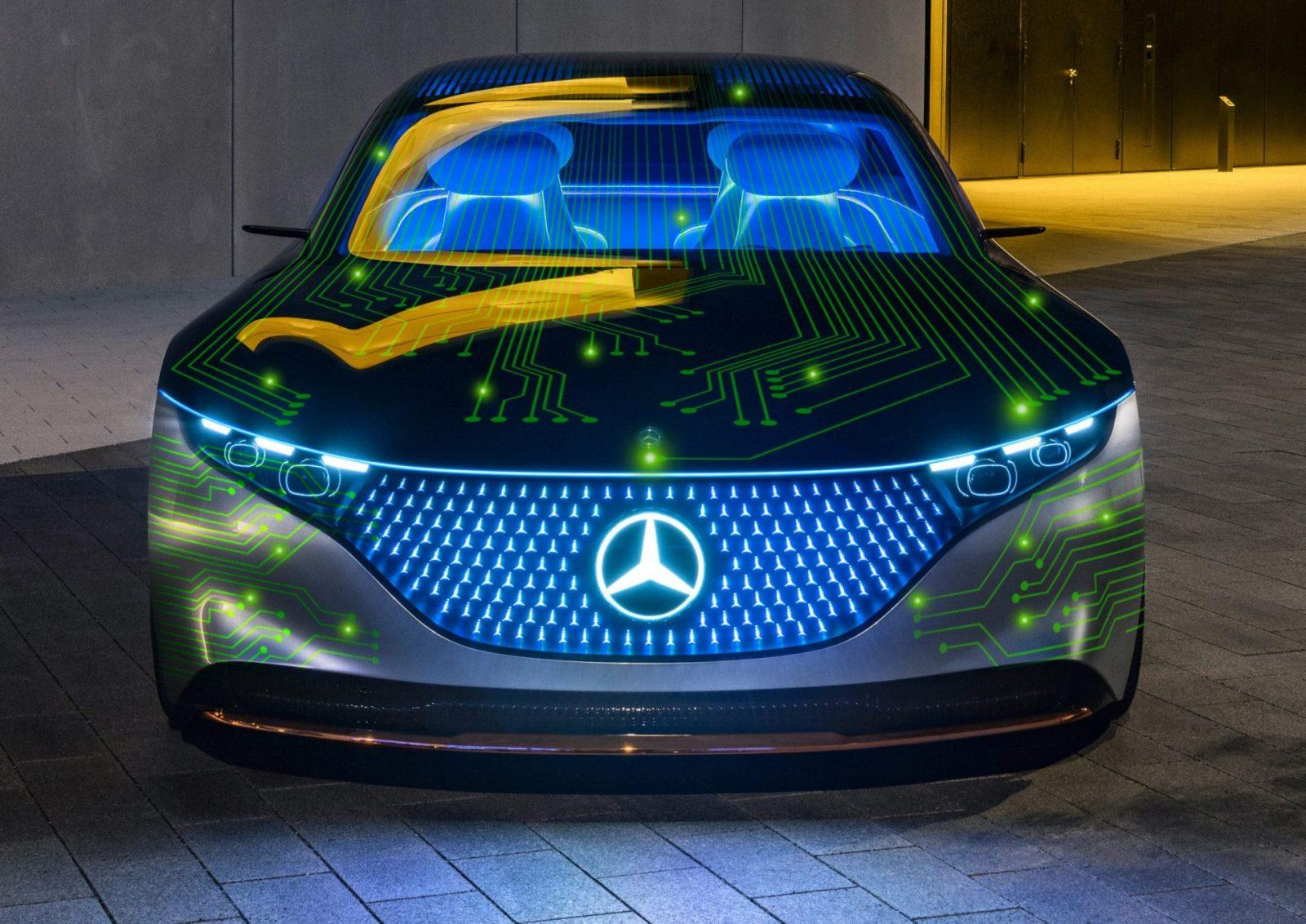 Mercedes-Benz & Nvidia Partner On Autonomous Driving — Numerous Thoughts & Questions