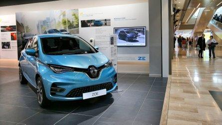 Renault Electric Car Sales In May 2020 Down 18%
