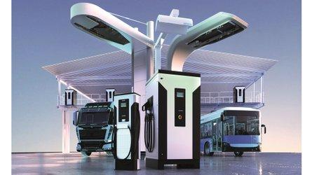 Siemens Scores Significant Bus Charging Infrastructure Projects