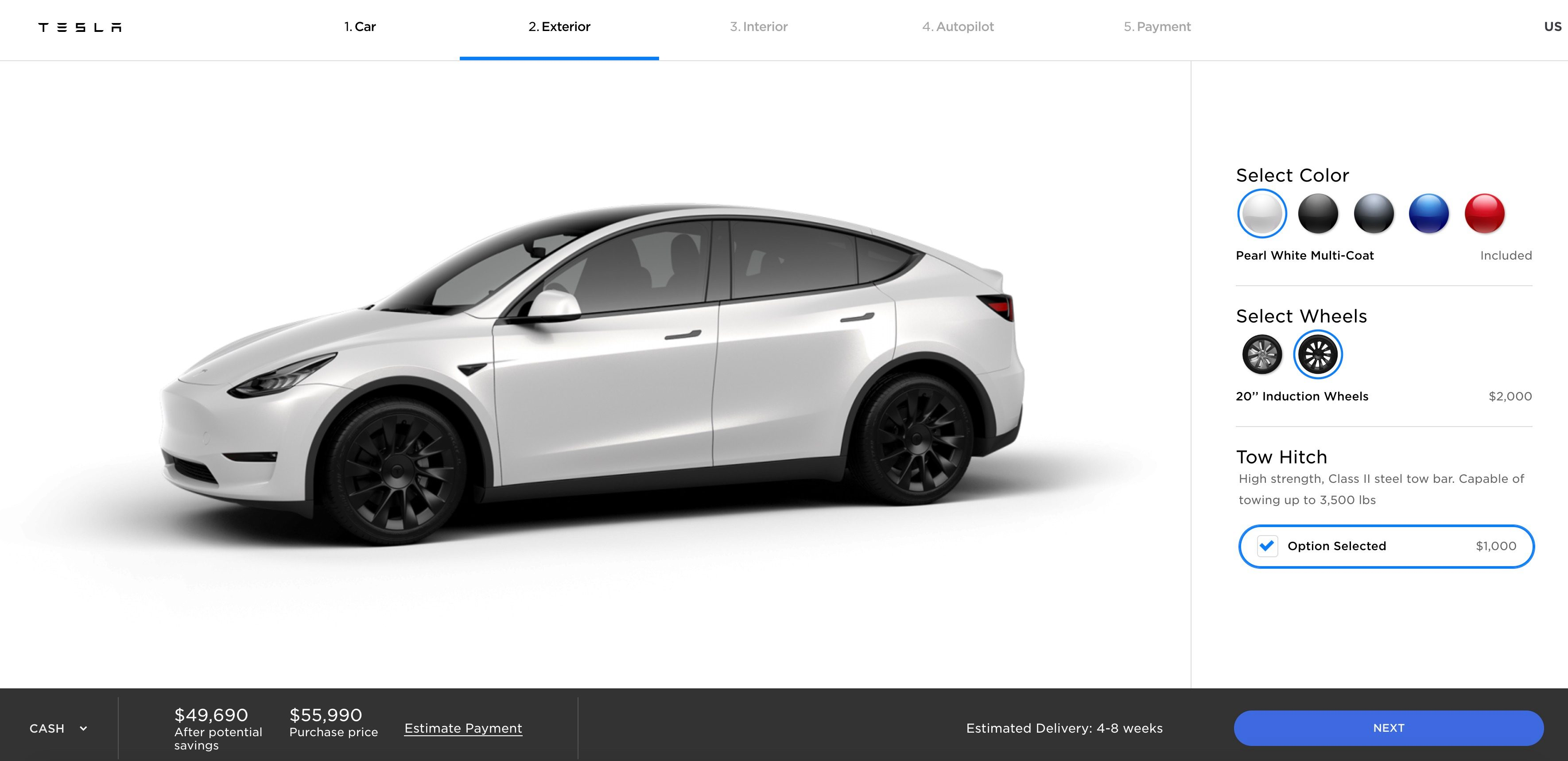 Tesla launches Model Y tow package, reveals strange detail about towing capacity