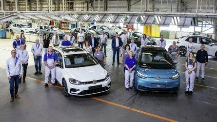 Volkswagen Ends Production Of ICE Cars At Zwickau And Goes Electric