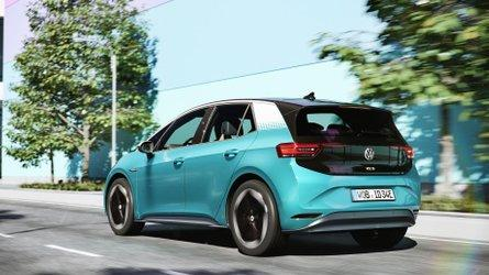 Volkswagen ID.3 Deliveries To Start At End Of Summer
