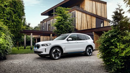BMW iX3: Everything We Know About The All-New Electric SUV