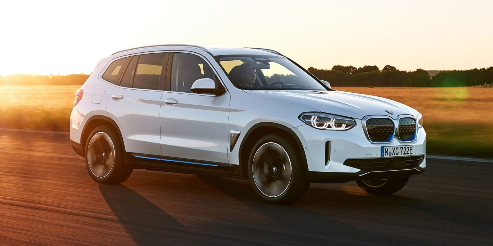 BMW unveils electric iX3 SUV, with big claims about more power, range, and space