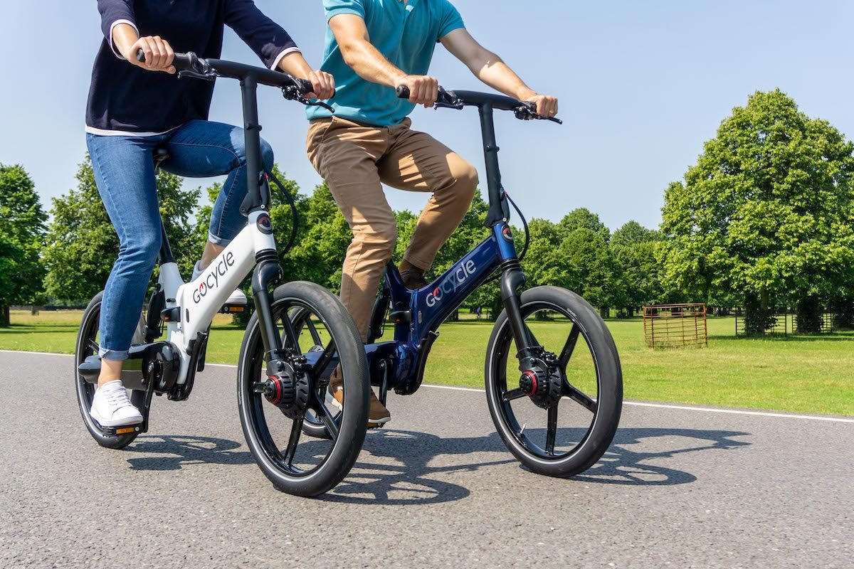 GoCycle GX fast-folding futuristic e-bike gets even better with new updates