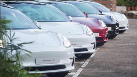 Interest In Electric Cars Pushes Forward Despite COVID-19 Pandemic