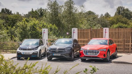 IONITY Celebrates 250th Fast-Charging Station In Europe