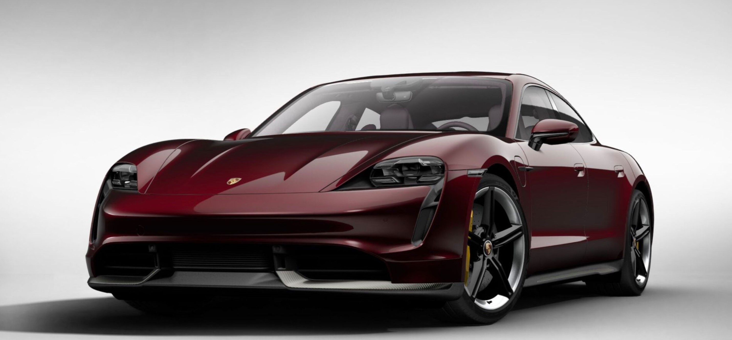 Porsche delivered 4,480 Taycan electric cars in first half of 2020