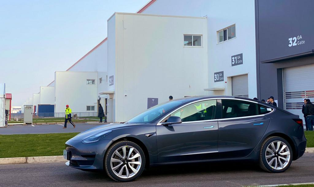 Tesla Model 3 battery change for China will free up cells ...