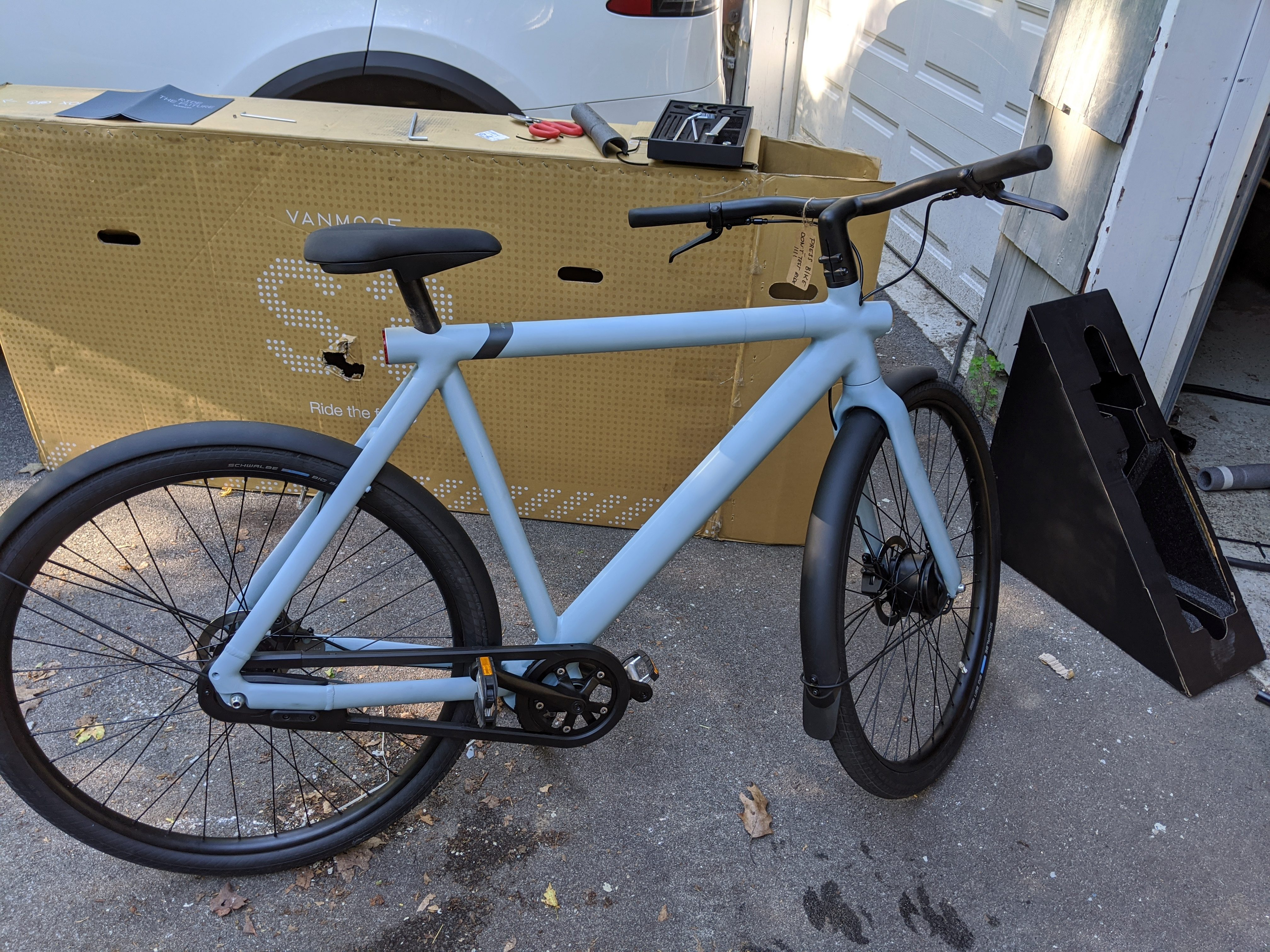 VanMoof's new $2,000 S3 commuter 'smart eBike' is a technical marvel but not for everyone
