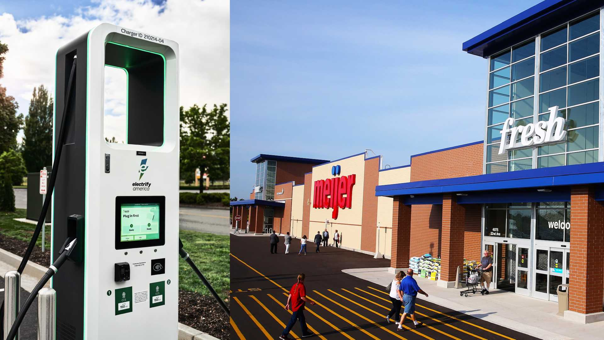 Electrify America To Install Chargers At Meijer Locations