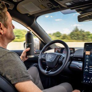 Ford releases more details about Mustang Mach-E's hands-free autonomous driving capability