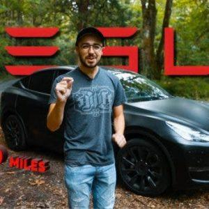 New Tesla Model Y Owner Is Highly Enthusiastic (Video Review)