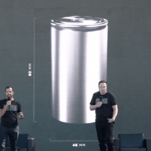 Panasonic Increasing Tesla Battery Production, & Partnering On New 4680 Battery Cells