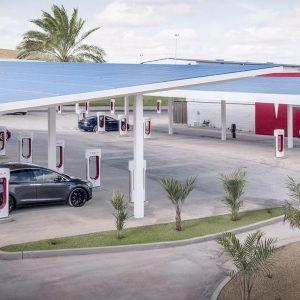 Tesla tests Supercharger limited time discounts to offset expensive peak demand charges