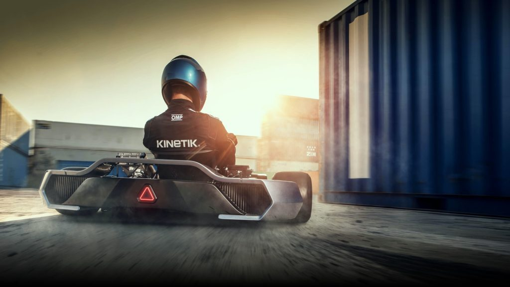 This epic-looking 60 MPH electric go-kart is headed for production
