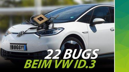 VW ID.3: It Has Multiple Bugs, But Here's Why