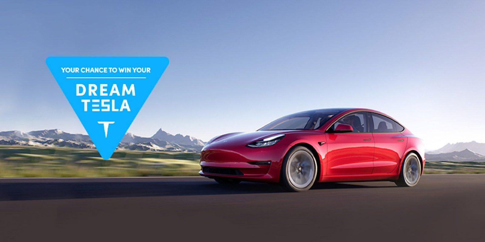 Win the new 2021 Tesla Model 3 while doing a good deed *ad ...