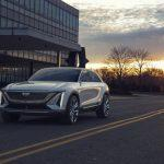 Cadillac Lyriq electric SUV pulled forward for early 2022 US arrival