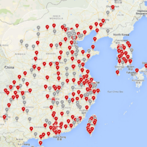 Tesla China May Eventually Open Supercharger Network To Other Brands
