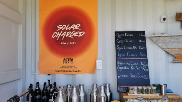 Building A Zero-Waste, Solar-Powered Brewery On An Off-Grid Island