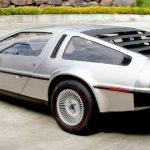 "Electric DeLorean ""time machine"" revival now a possibility with replica rule"