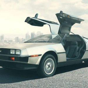 The DeLorean might be coming back as an electric car