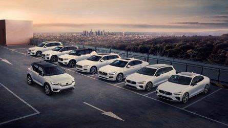 Volvo More Than Doubled Plug-In Electric Car Sales In 2020