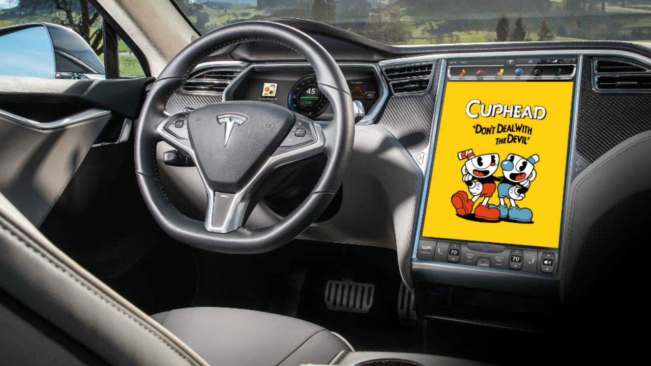 Will the Automobile Become the New Ultimate Gaming Console?
