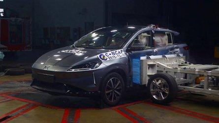 Xpeng Clarifies G3 Crash Test In China, European Version Performs Well