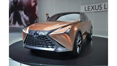 Lexus Reportedly Working On Electric SUV Related To Subaru Evoltis