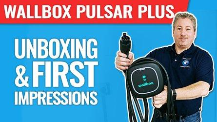 Wallbox Pulsar Plus EV Charger Installation And Initial Impressions Review