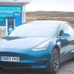 EGEB: EVs can now be charged by tidal power on this Scottish island