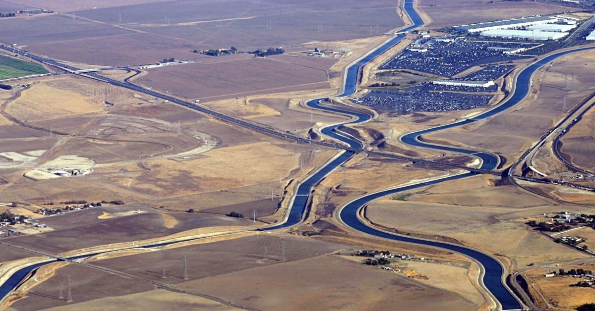 EGEB: Solar panels and California's canals could make a winning pair