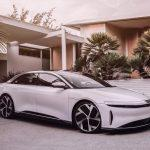 Lucid delays production start of Air electric sedan to Q2 2021
