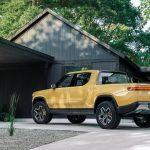 Rivian electric trucks will use cells from Samsung SDI