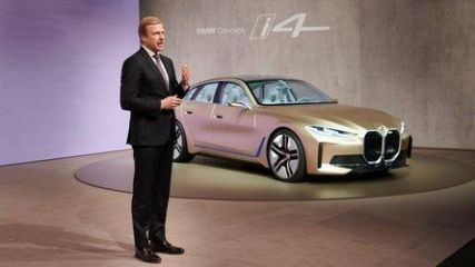 BMW CEO Expresses Doubts For Tesla's Further Growth Rate