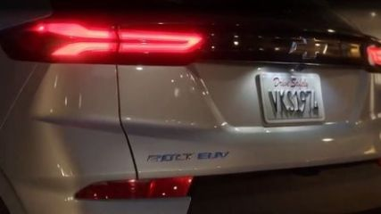 Chevrolet Teams Up With Disney To Reveal The Magic Of The Bolt EUV