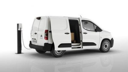 Citroen Announces e-Berlingo Van With 50 kWh Battery