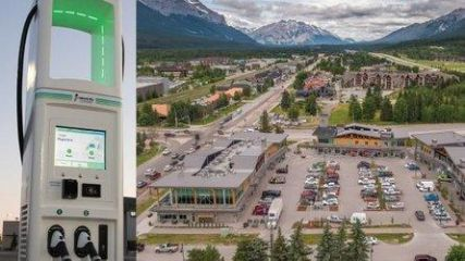 Electrify Canada Expands Into The Province of Alberta