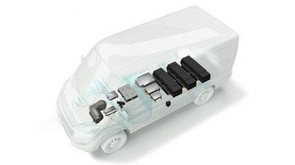 Fiat E-Ducato To Be Equipped With SolarEdge's Battery and Powertrain