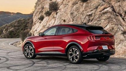 First MEB-Based Ford Will Be A Small Electric SUV