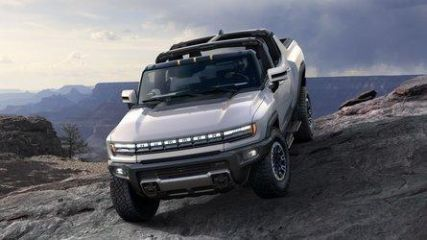 GMC Reveals 350-Mile Hummer Electric Pickup Truck: $79,995 To $112,595