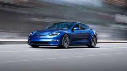 Growing Number Of Luxury EV Shoppers Considering Tesla Rivals