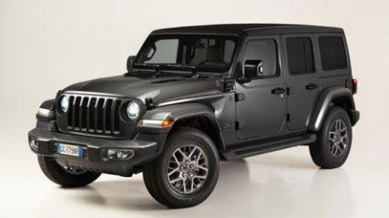 Jeep Now Taking Orders For Plug-In Hybrid Wrangler 4xe In Europe