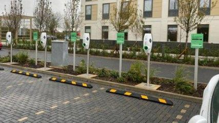 Pre-Bookable Charge Points At Hotels Pilot Launches In UK